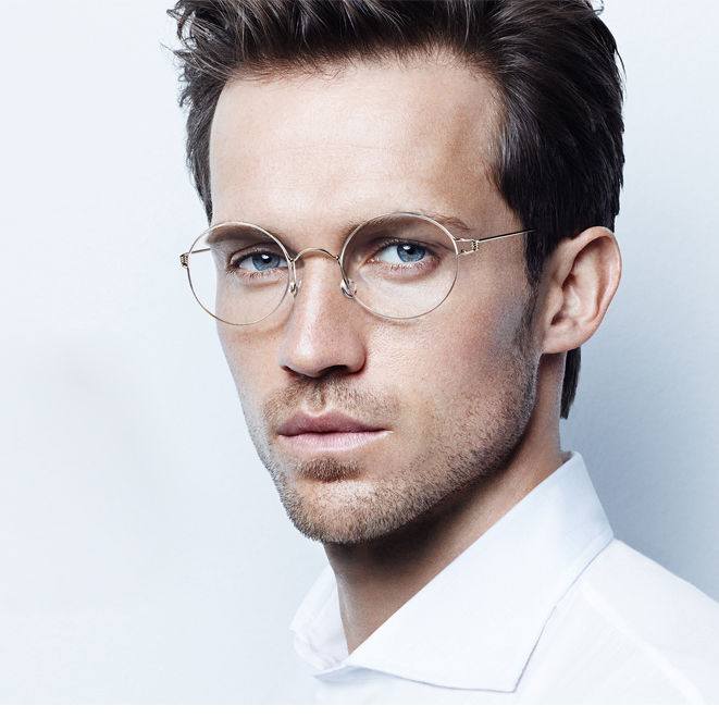 Denmark Eyewear Brand Hand Made  Glasses Frame Retro Round Eyeglasses Frame Myopia Glasses Oculos De Grau Eyewear Original Case