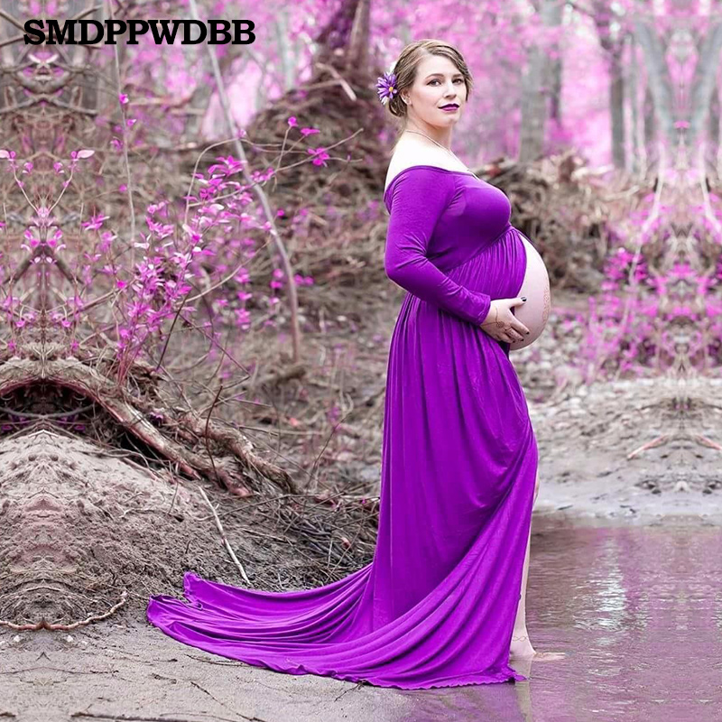 Smdppwdbb Maternity Dresses For Photo Shoot Maternity Gown