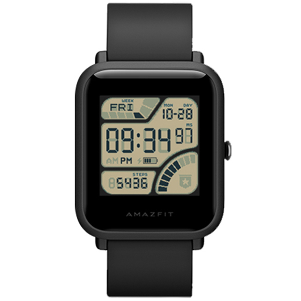 Original Xiaomi Huami AMAZFIT bip Smartwatch International Version Corning Gorilla Glass Screen Heart Rate Sleep Monitor GPS touch switch screen crystal glass panel switches eu wall electrical touch light switch led switch 3gang 1way white for lamp