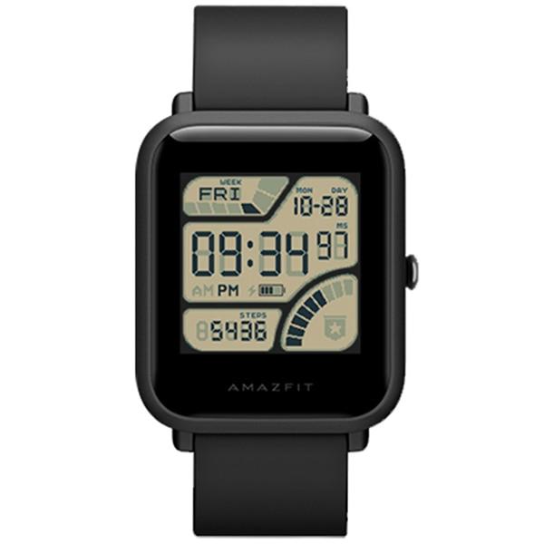 Original Xiaomi Huami AMAZFIT bip Smartwatch International Version Corning Gorilla Glass Screen Heart Rate Sleep Monitor GPS 2016 hot natural heat jade bed cushion physical therapy mat pad heating mattress 1 2x1 9m