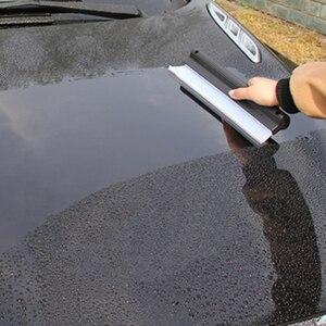 Image 1 - Leepeeミラーウィンドウワイパー自動ワイパークリーナー刃洗車機フロントガラス洗浄ツールガラス窓洗浄ブラシスクレーパーゴム