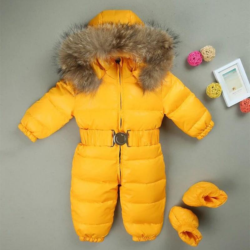 Children Kids Girl Boy 90/% Duck Down Vest Warm Candy Waistcoat Hooded Jacket