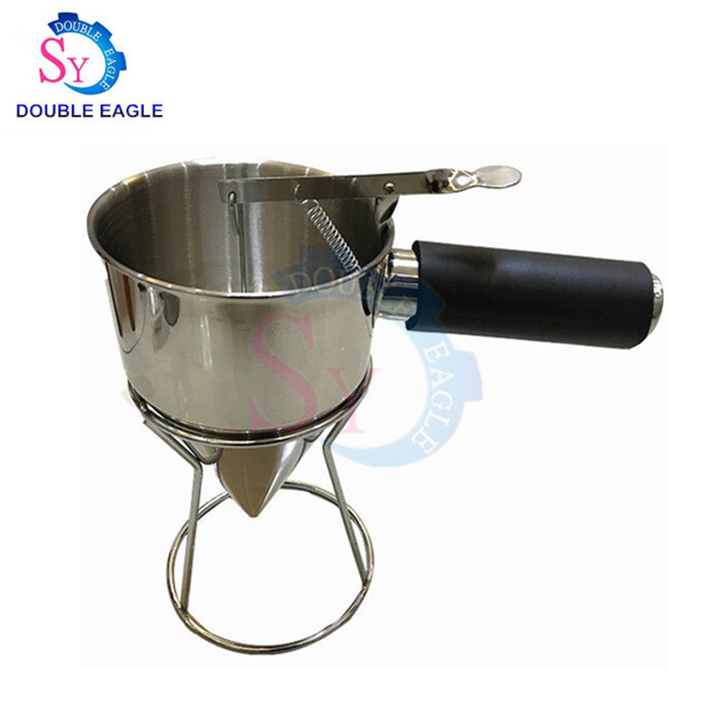 High Efficiency Electric Heating Household Butter Tomato Sauce Plaster Filling Machine/manual Salve Unguent Spreader Tool