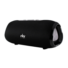 NBY Wireless Bluetooth Speaker Subwoofer Portable Loudspeaker with Mic Outdoor Speaker Sound System 10W stereo Music Surround