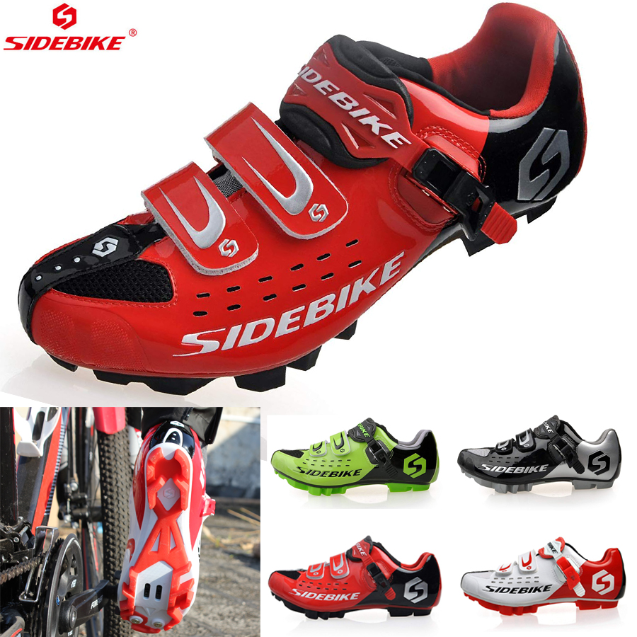 Sidebike MTB Bicycle Shoe Mountain Road Cycling Shoes Men Women Breathable zapatillas ciclismo Non slip Bicycle