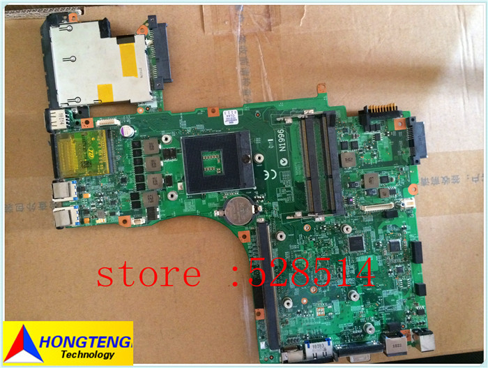 original Laptop motherboard FOR MSI GT660 GT663 MAIN BOARD MS-16F11 VER:1.1  100% Work Perfect