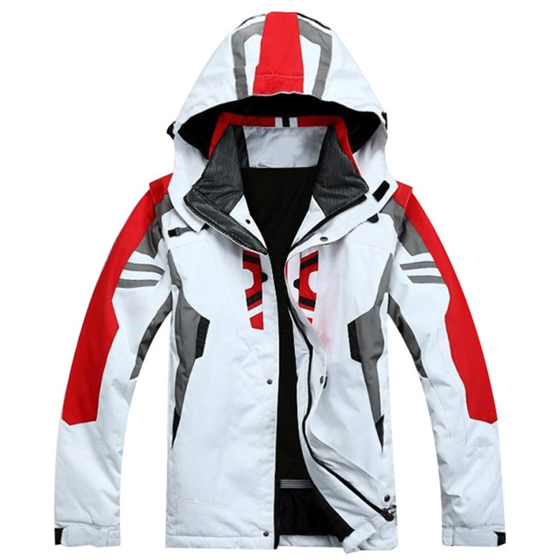 6c3e5ec56804 Free Shipping Men Ski Jacket Winter Warm Men Snowboard Jacket Waterproof  and Windproof Jacket Men Snow Jacket
