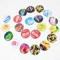 Elasun 1 unids entrega al azar condones ultra-delgadas de hielo y fuego de Puntos de Placer por su Natural Condones De Látex De Caucho Para hombres