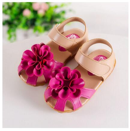 Casual Children Children's sandals Candy Color Girls Shoes New Autumn Bow Fahion Baby Girls Sneakers