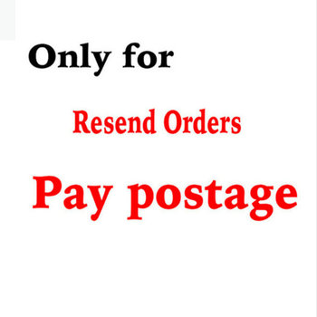 This link is only for resending items, for the postage, please don't make orders unless agreement, thanks image