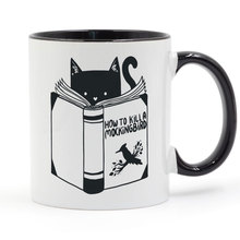 TO KILL A MOCKINGBIRD Coffee Mug Creative Gifts 11oz GA1553 харпер ли to kill a mockingbird