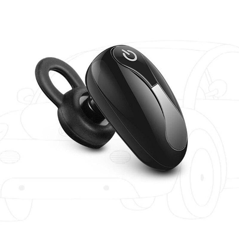 Bluetooth Headset Small Earphone Hand Free Wireless Stereo Microphone Music for Xiaomi iPhone Mini Bluetooth Headphones
