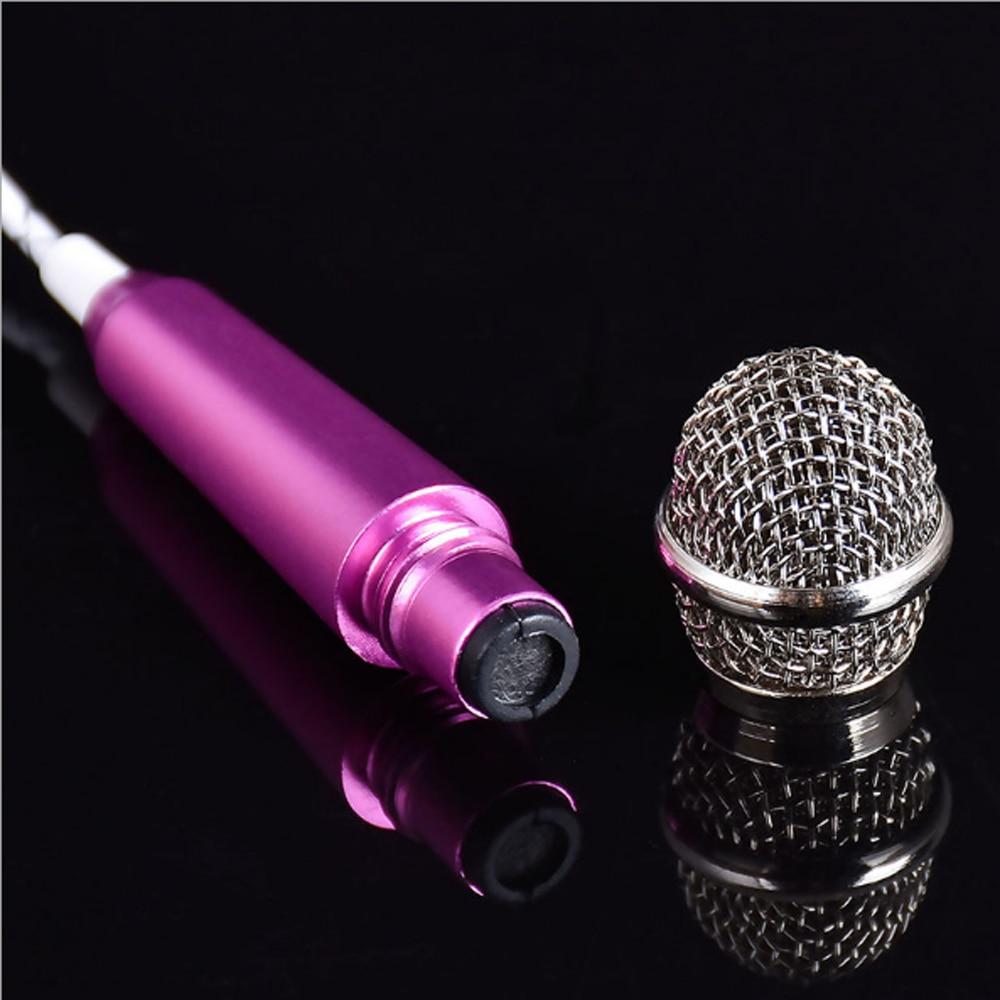 Mobile K Song Microphone National Singing Bar Artifact Cell Phone Mini