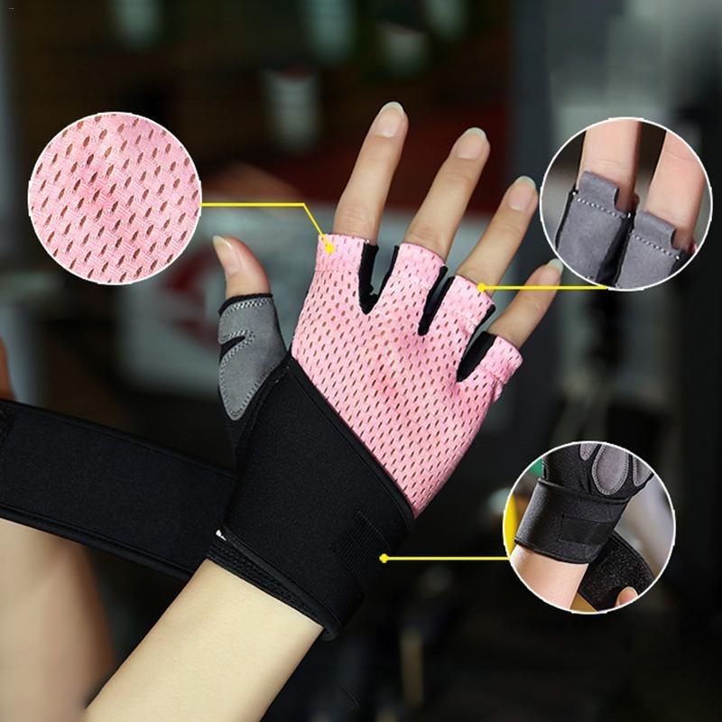 Personalized Fitness Gloves: Men Women Custom Fitness Gym Exercise Training Gym Gloves