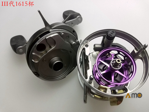 Image 2 - DIY MORRUM BAITCAST FISHING REEL SPOOL MICRO CAST LIGHT WEIGHT SPOOL with holes