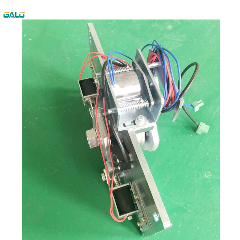 Semi-automatic tripod rotating machine movementSemi-automatic tripod rotating machine movement