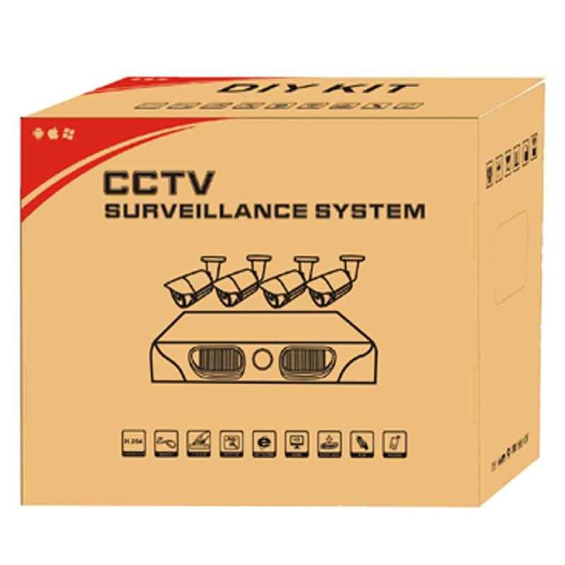 720P PLC HD IP ტყვიის კამერის 4 - კამერა და ფოტო - ფოტო 6