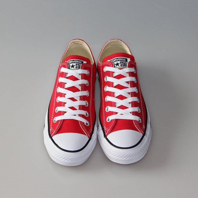 Original Converse classic all star canvas shoes men and women sneakers low classic Skateboarding Shoes 4 color 4
