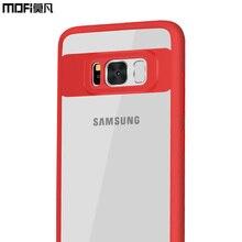 Чехол для Samsung S8 случае 5.8 дюймов Mofi противодетонационный жесткий 2 в 1 Аксессуары ARMOR защитный Coque для Samsung S8 Plus 6.2