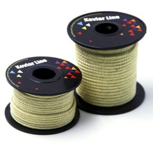 New 50ft/15M 1000lb Braided Fishing Line Super Strong Kevlar Line Kite Flying Line String Outdoor Camping Kit Rope Cord
