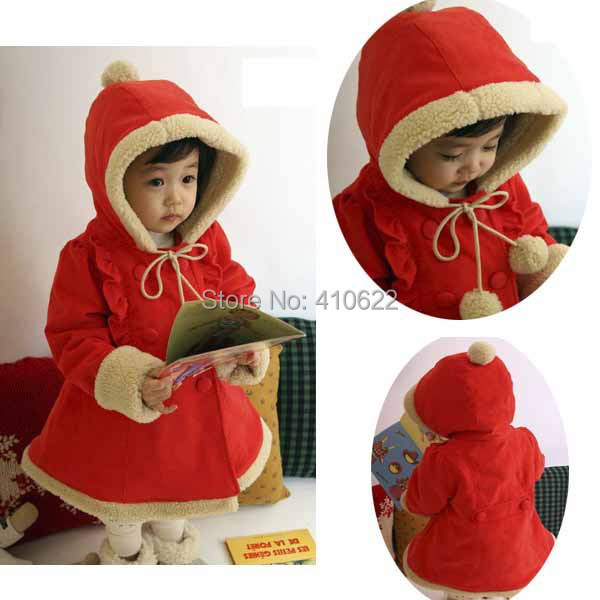 Red Coat For Girl zsiaZQ