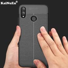 KaiNuEn роскошный мягкий ТПУ телефон назад etui, coque, чехол, чехол для huawei honor 8×8 x силиконовые оригинальные аксессуары протектор