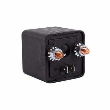 1 Uds nuevo 12V 200A carga dividida de alta resistencia relé para conmutador de encendido/apagado Auto barco 200Amp