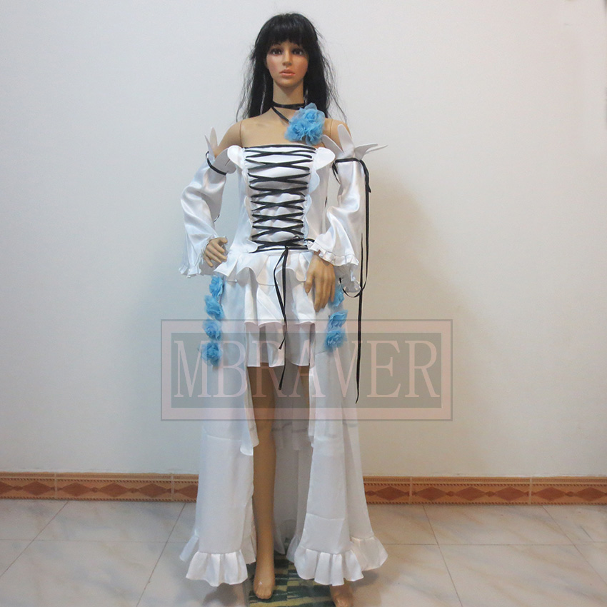 Free Shipping Custom Size Japanese Anime Pandora Hearts Abyss Cosplay Costume