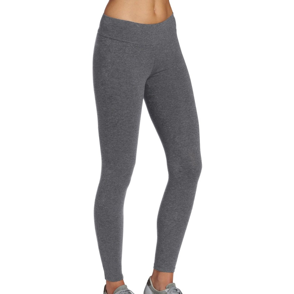 9bae182603af9a iLoveSIA Womens Leggings Girls Skinny Long Pencil Pants Capri Fashion  Elastic Mid Waist Sports Workout Promotion 1091