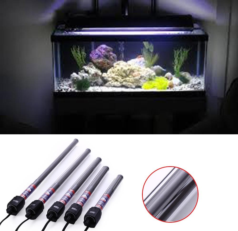 ᐂTanque de pescado ajustable calefacción termostática automática ...