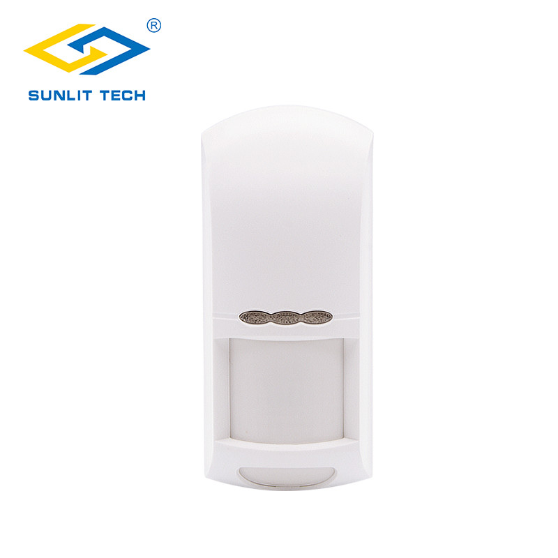 Good Wireless Pir Motion Sensor Pet Friendly Indoor Alarma Detector Anti-tamper For 433mhz Wifi Gsm Alarm System For Home Security
