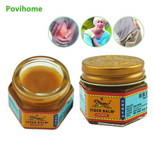 Super Promotion 100% Natural Original Red/White Tiger Balm Thailand Painkiller Ointment Muscle Pain Relief Soothe Itch