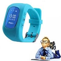 Kids GPS Tracker Watch SOS Anti Lost Smart Mobile Phone App Bracelet Smart Band
