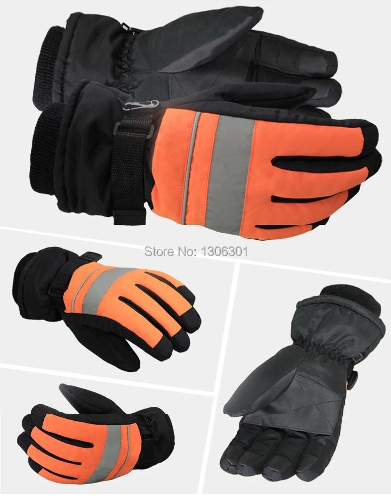 Imported From Abroad Ozero Winter Gloves Warm Ski Skiing Snowboard Motorcycle Riding Sports Windproof Waterproof Gloves For Woman 9011 Apparel Accessories