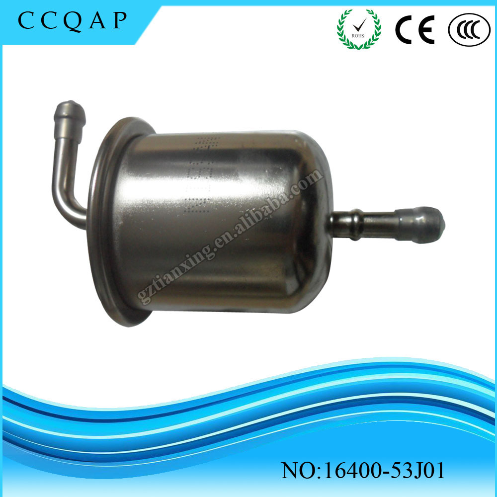 hight resolution of high quality fuel filter 16400 53j10 for nissan altima pickup stanza infiniti j30 skyline r34 16400