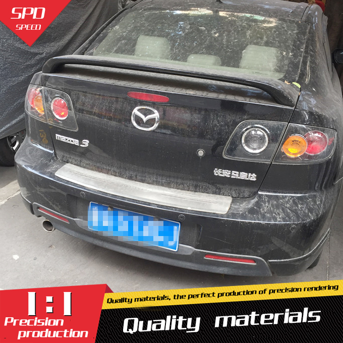 Popular Mazda 6 Spoilers Buy Cheap Mazda 6 Spoilers Lots From China Mazda 6 Spoilers Suppliers
