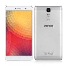 """Y6 Doogee Max Smartphone 1920*1080 6.5 """"4G LTE Android 6.0 MT6750 Octa Core 3 GB RAM 32 GB ROM 4300 mAh teléfono móvil de IDENTIFICACIÓN De Huellas"""