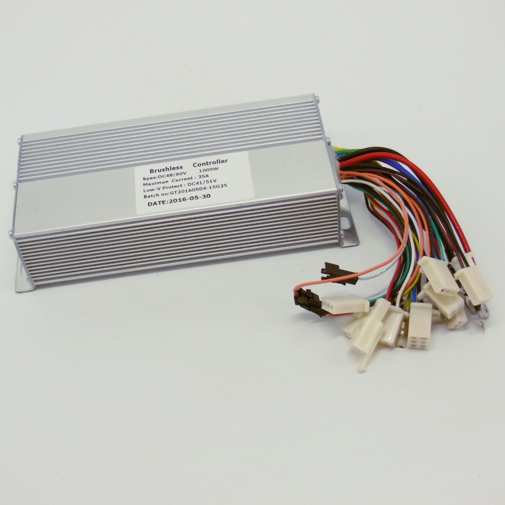 UK Base//Speed Controller//Foot Pedal Throttle 36V 1KW Electric DC Brush Motor