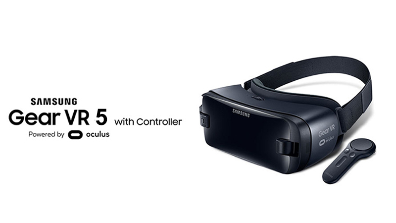 Samsung Gear VR 5.0 Glasses 3D Virtual Reality Headset for Samsung Smartphones VR Gear Kits Samsung Samsung Gear VR VR