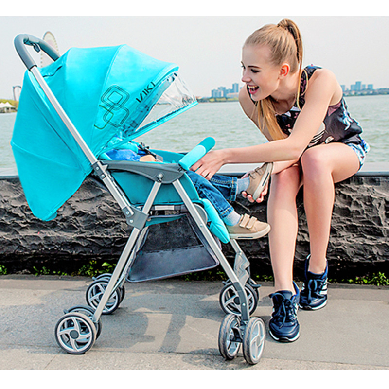 3.5kg Super Light Baby Umbrella Car, Fast Folding Baby Strollers, Portable Baby Carriage, Baby Pram, 4 Wheels Pushchair все цены