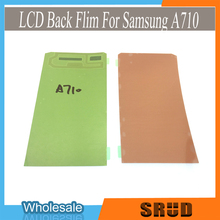 10sets lot genuine new a1418 lcd display tape adhesive repair kit for apple imac 21 5 strip glue foam sticker 2012 2017 year 10pcs/lot New LCD Display Back Adhesive Glue Tape Replacement for Samsung Galaxy A7 A710 A710F A720 Repair LCD Screen Backlight
