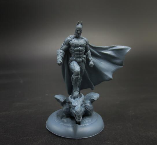 35mm Resin Kits Super Hero 1pc Not Assembled Uncolored
