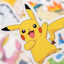 Pokemon Stickers 3D Stickers Anime Stickers Set 36PCS