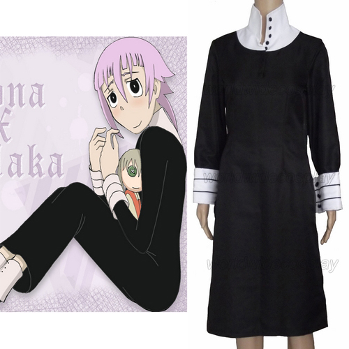 Soul Eater Crona Cosplay costume any size