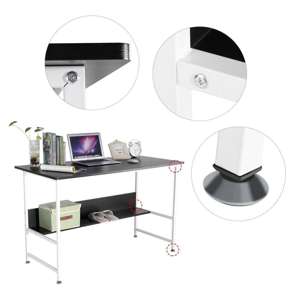 100*50*75 см ноутбук письменный стол с нижней доска Мышь и клавиатура держатель стол современный офис стол