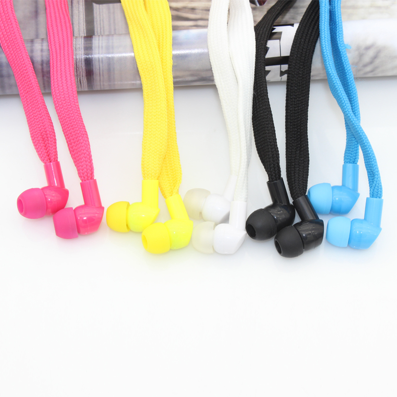 2015 New Arrival 3.5mm Earphone Headphones Headset For All Mobile Phone MP3/MP4 Free Shipping