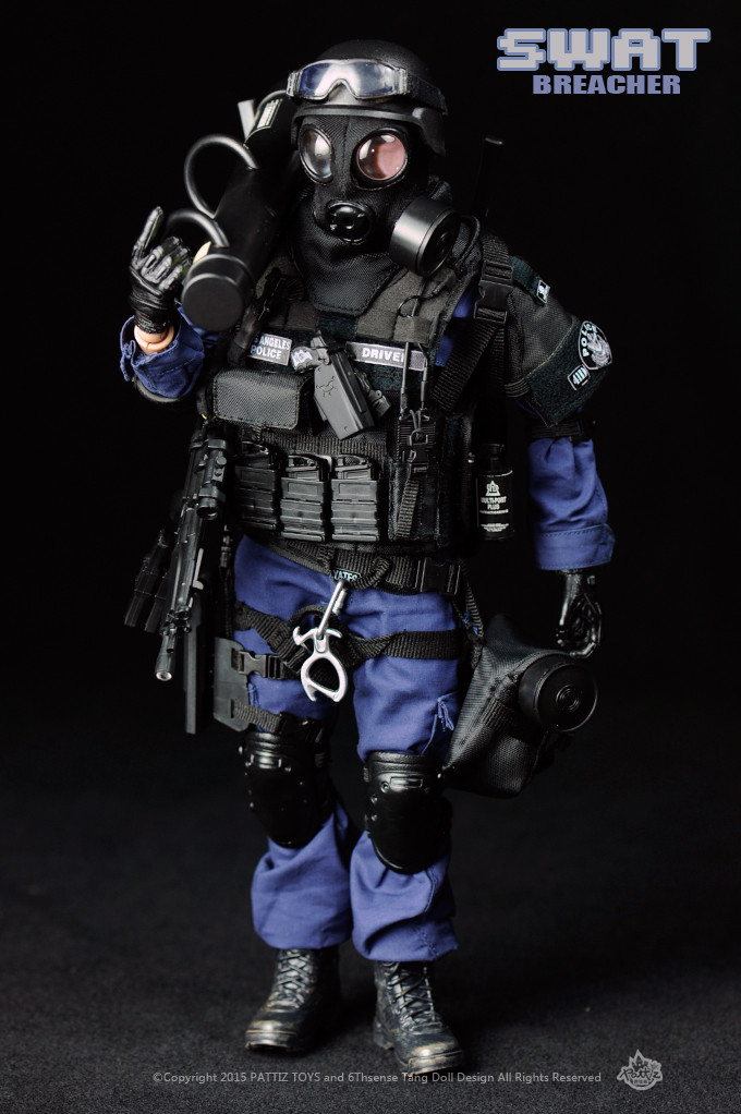 Free Shipping Cost NEW Arrival SWAT Soldiers Toys  Military Toys For Amercian Boys
