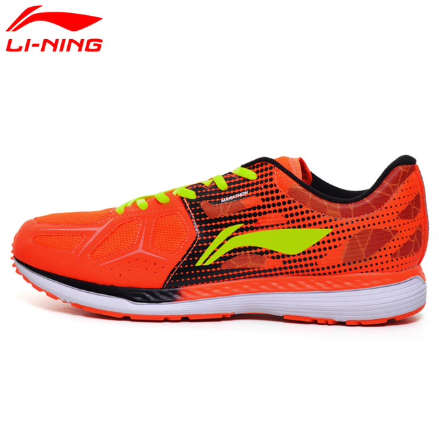 Li-Ning Men's MARATHON TRAINER Professional Running Shoes Cushion Sneakers PROBAR LOC LiNing Sports Shoes ARBM131 XYP485
