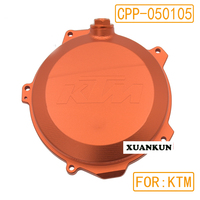 XUANKUN Off Road Motorcycle Modified Parts KTM SX / XC / XCF Caken Modified Clutch Side Cover