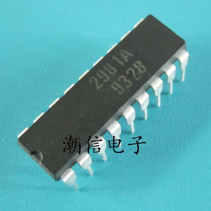 5PCS UDN2981A UDN2981 IC SOURCE DRIVER 8CHAN 18-DIP BEST